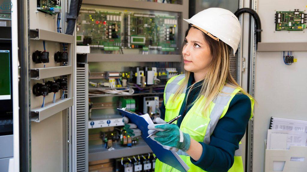 اعزام نیروی کار مهندس برق به سوئد