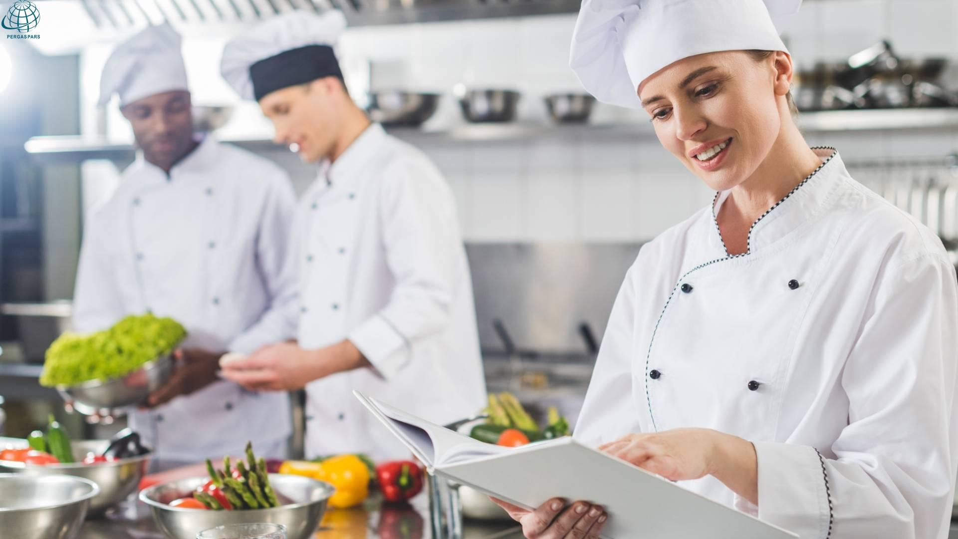 استخدام آشپز در آلمان