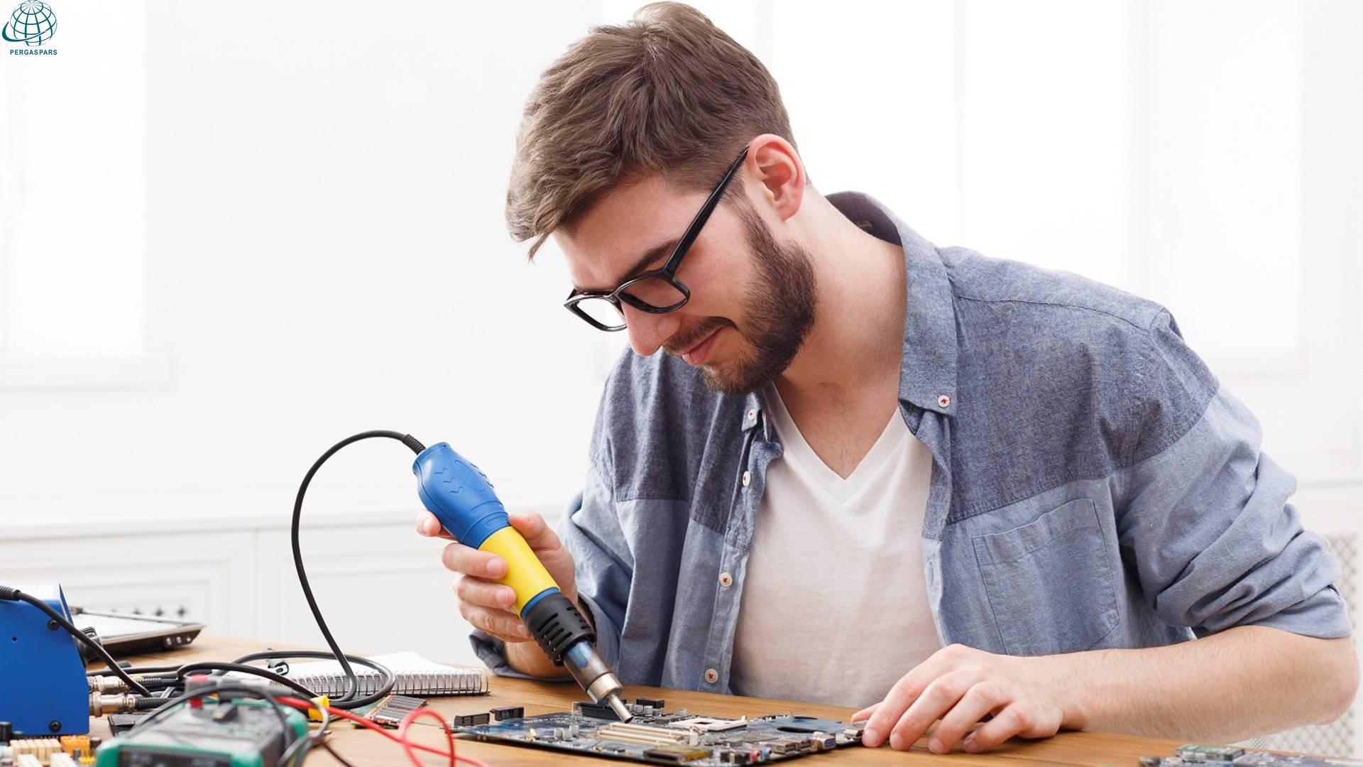 کاریابی مهندسان برق در سوئد
