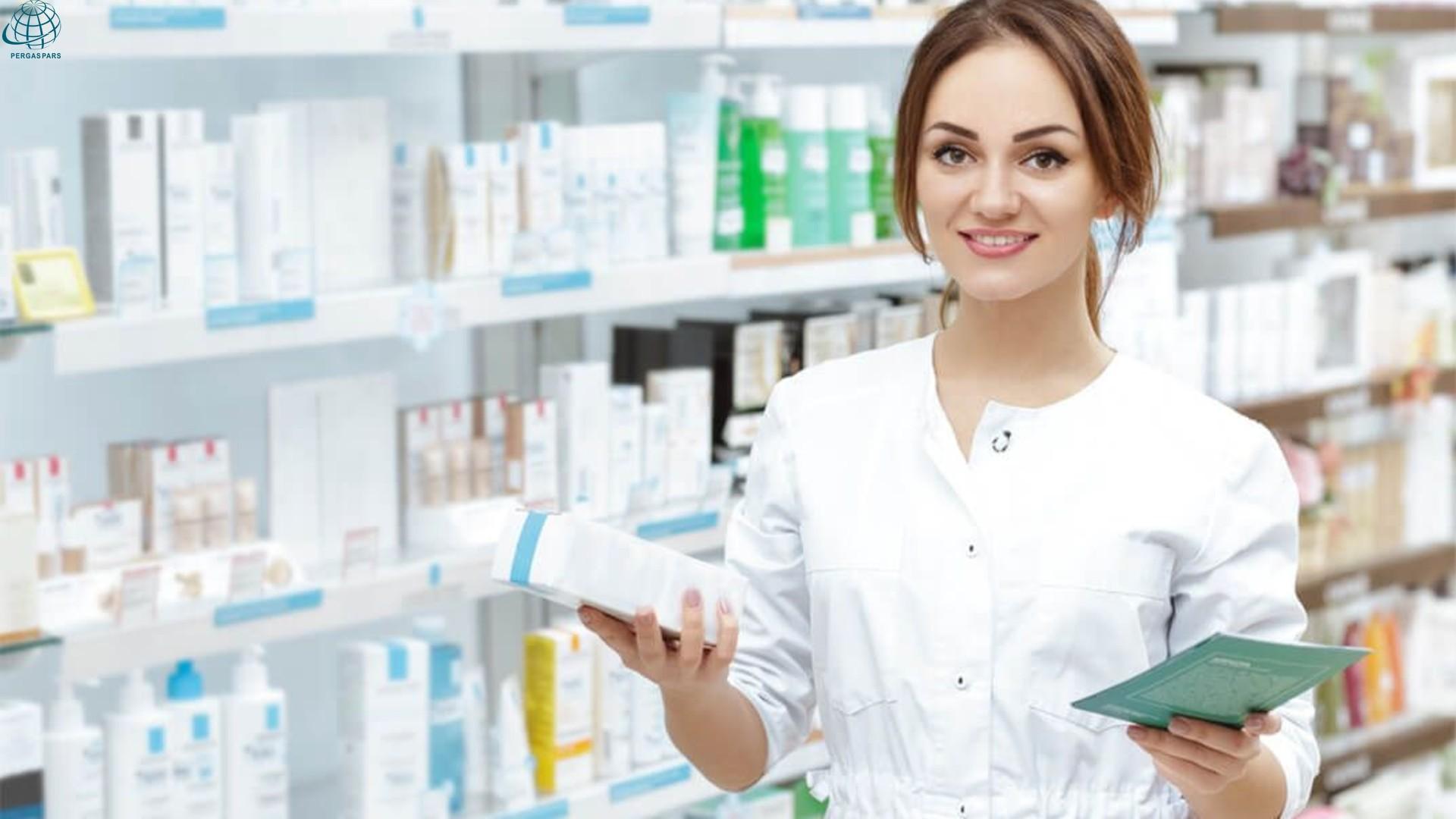 استخدام داروساز در آلمان